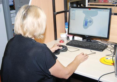 Участок внутриушных слуховых аппаратов