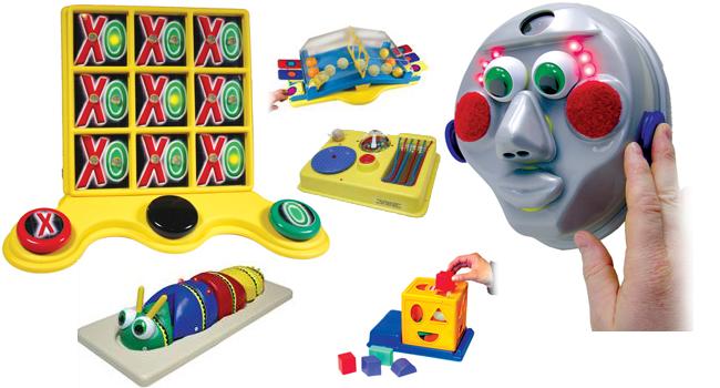 коррекционные игрушки