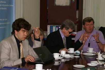 Заседание Группы друзей Конвеции ООНоправах инвалидов