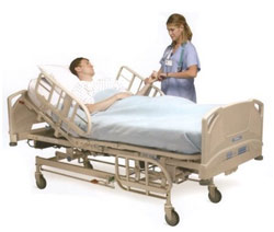 уход за лежачими больными и инвалидами