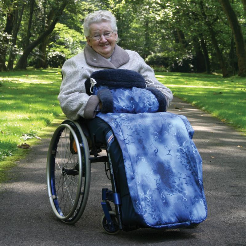 мешок для ног для людей в инвалидной коляске