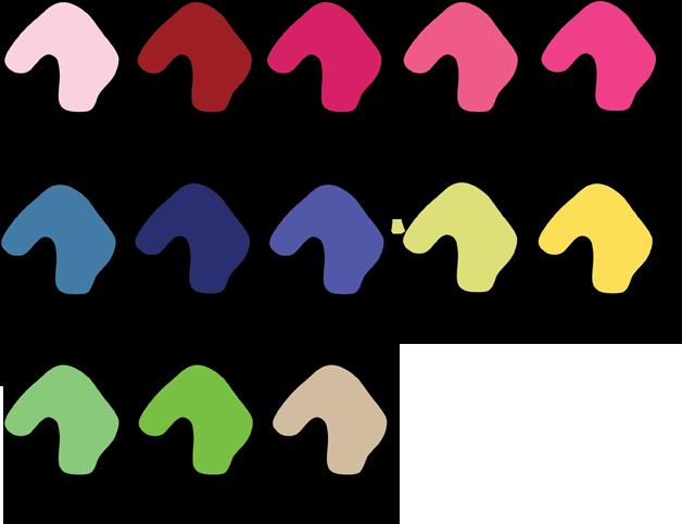 Цветовая гамма. Водоизоляционные беруши легкие, держатся на поверхности воды